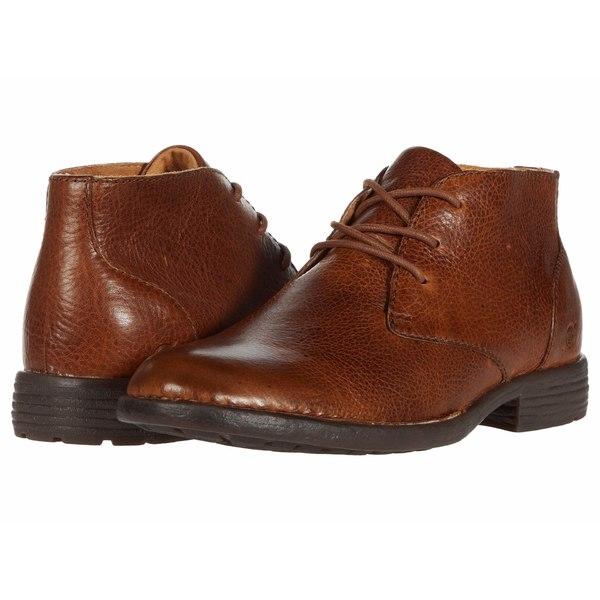 ボーン メンズ ブーツ&レインブーツ シューズ McNeil Tan Full Grain Leather