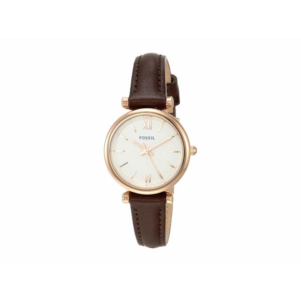 フォッシル レディース 腕時計 アクセサリー Carlie - ES4472 Brown