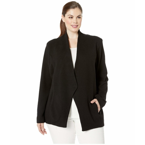 ニックプラスゾーイ レディース コート アウター Plus Size Sleek Jacket Black