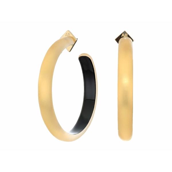 アレクシス ビッター レディース ピアス&イヤリング アクセサリー Large Hoop Earrings Gold