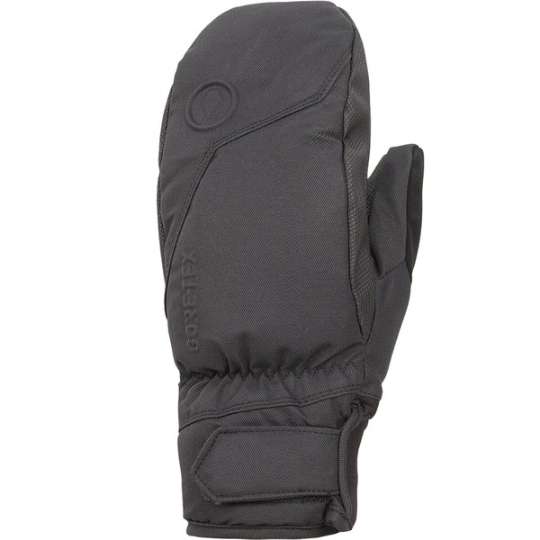 お得セット ボルコム メンズ アクセサリー 手袋 Black 全商品無料サイズ交換 - Stay Gore-Tex Dry Men's セール特価 Mitten