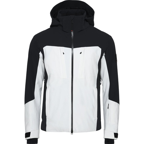 ボグナー メンズ スーパーSALE セール期間限定 スポーツ スキー 割引 White Black Carter-T Jacket - 全商品無料サイズ交換 Men's