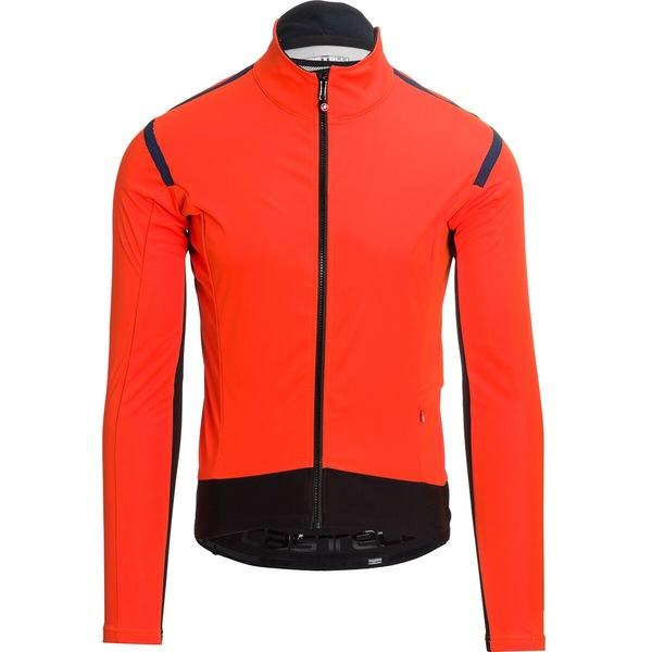 カステリ メンズ スポーツ サイクリング Brilliant Orange 全商品無料サイズ交換 超人気 専門店 Alpha OUTLET SALE Jacket Light 2 Men's Edition RoS Limited -