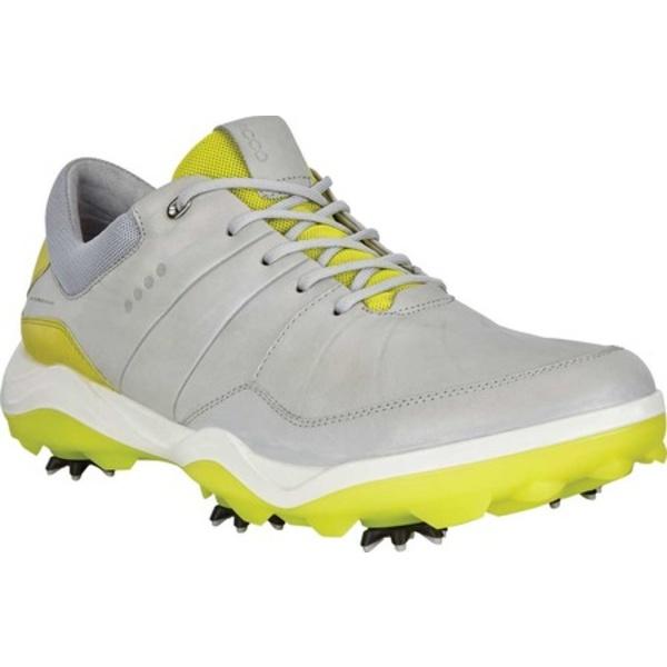 エコー メンズ シューズ スニーカー 価格 Concrete Leather 全商品無料サイズ交換 Shoe Spiked HYDROMAX Golf Men's Water-Resistant Strike おすすめ特集