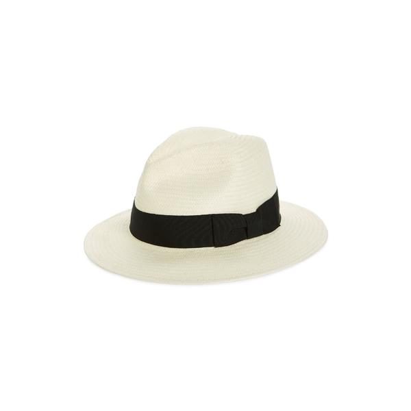 メイドウェル レディース 帽子 アクセサリー Madewell x Biltmore Panama Hat Natural