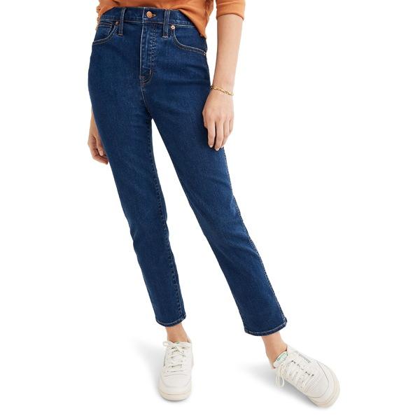 メイドウェル レディース カジュアルパンツ ボトムス Madewell Stovepipe Jeans (Vintage Indigo) Vintage Indigo
