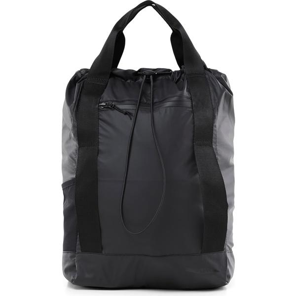レインズ メンズ バックパック・リュックサック バッグ Rains Mover Convertible Tote Bag Black