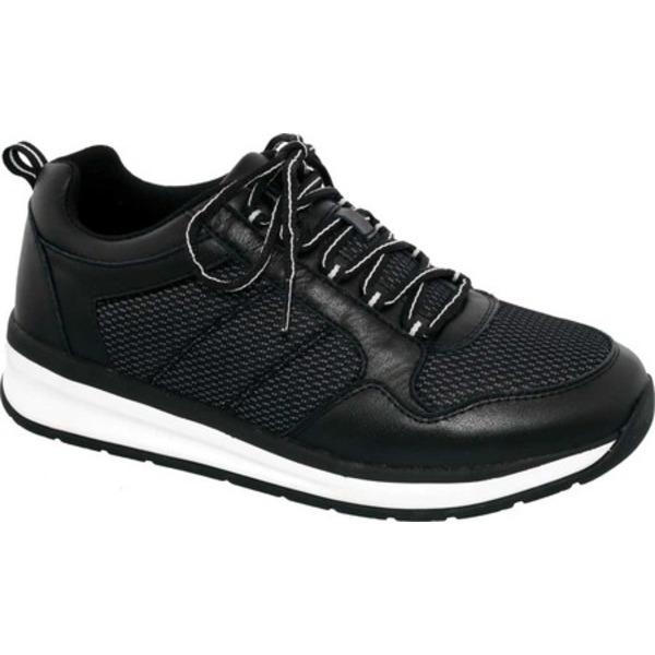 ドリュー メンズ シューズ スニーカー Black Smooth 全商品無料サイズ交換 Leather 大特価!! Sneaker Men's Rocket Mesh 売却
