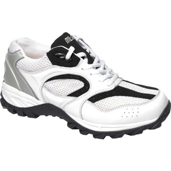 マウントエメイ メンズ シューズ スニーカー White 9702-L 安い 激安 プチプラ 高品質 全商品無料サイズ交換 Black 市販 Men's