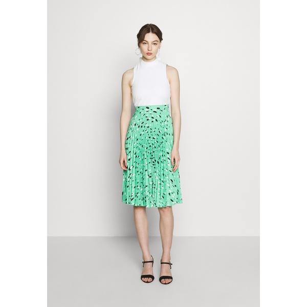 クローゼット レディース トップス ワンピース green 全商品無料サイズ交換 贈呈 毎日激安特売で 営業中です jeyo0209 PLEATED dress Day DRESS -