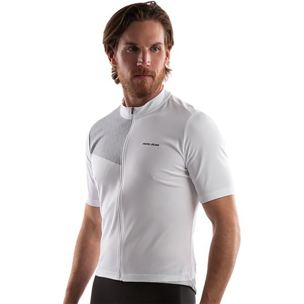パールイズミ メンズ スポーツ サイクリング White Navy Jersey - 受賞店 全商品無料サイズ交換 WEB限定 Tour Triad Men's