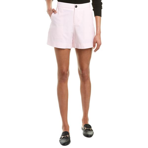 (税込) ラグアンドボーン レディース カジュアルパンツ ボトムス rag & bone Sage Wool-Blend Short baby pink, BrownFloor clothing dededdb1