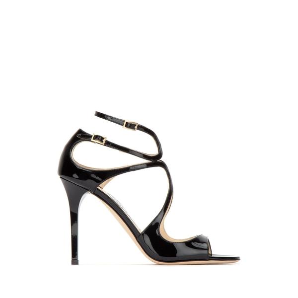 人気特価 ジミーチュウ レディース サンダル シューズ Jimmy Choo Lang Patent Leather Sandals -, MiHAMAの家具 ca27e67a