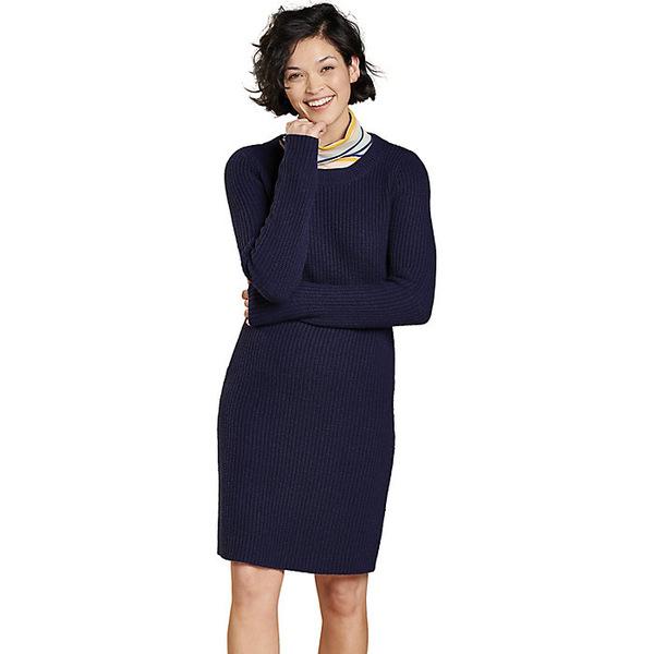 トードアンドコー レディース ワンピース トップス Toad & Co Women's Lakeview Sweater Dress True Navy