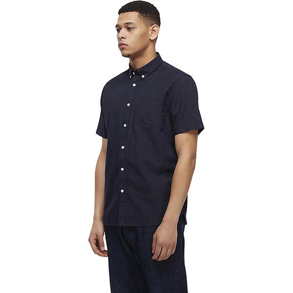 ペンフィールド メンズ シャツ トップス Penfield Men's Retford Shirt Navy