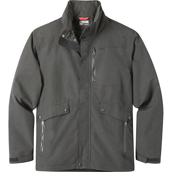 マウンテンカーキス メンズ ジャケット&ブルゾン アウター Mountain Khakis Men's Cache Creek Coat Black