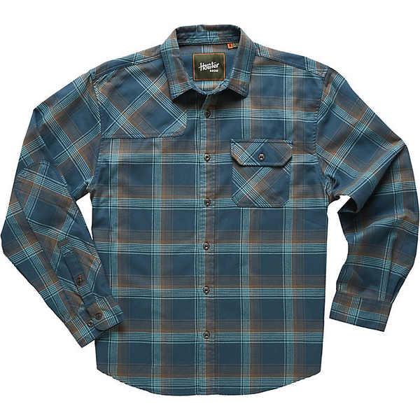ハウラーブラザーズ メンズ シャツ トップス Howler Brothers Men's Harker's Flannel Ronan Plaid/Bluewing
