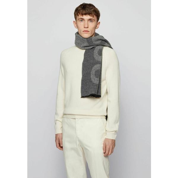 ボス メンズ アクセサリー マフラー・ストール・スカーフ open grey 全商品無料サイズ交換 ボス メンズ マフラー・ストール・スカーフ アクセサリー ARMIN - Scarf - open grey
