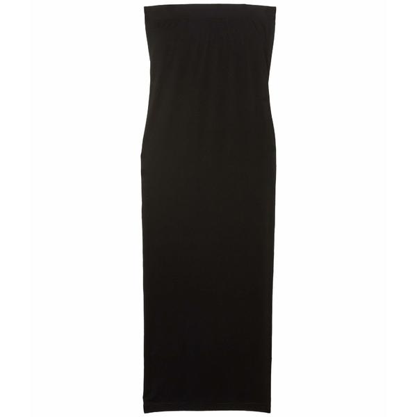ウォルフォード レディース ワンピース トップス Aurora Modal Tube Dress Black