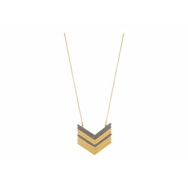 メイドウェル レディース ネックレス・チョーカー・ペンダントトップ アクセサリー Arrowstack Necklace Vintage Gold 2