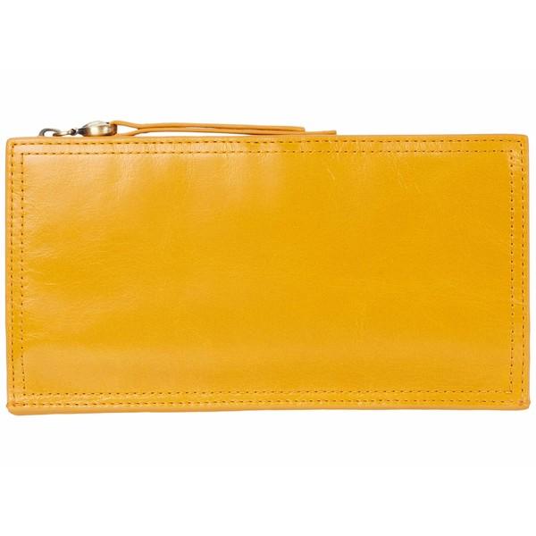 ホボ レディース 財布 アクセサリー Gracie Mustard Vintage Hide
