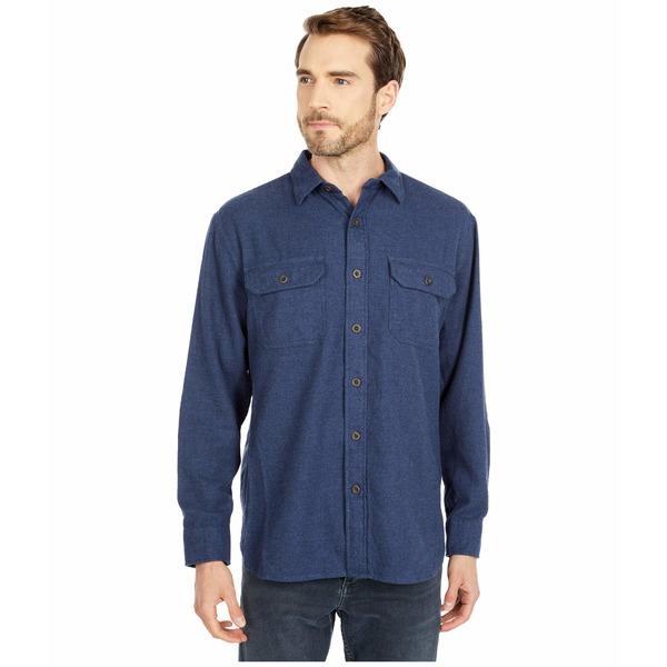 ペンドルトン メンズ シャツ トップス Burnside Flannel Blue