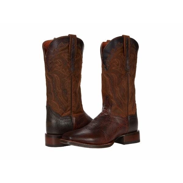 ダンポスト メンズ ブーツ&レインブーツ シューズ Bohannon Chocolate Leather
