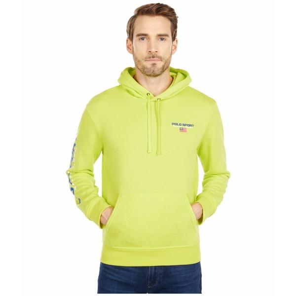 ラルフローレン メンズ アウター 送料0円 高品質新品 パーカー スウェットシャツ Bright Fleece Hooded Pear Sweatshirt 全商品無料サイズ交換