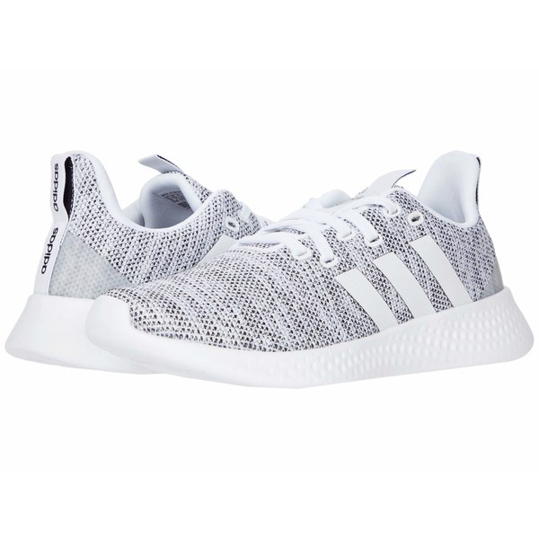 アディダス レディース スニーカー シューズ Puremotion Footwear White/Footwear White/Core Black
