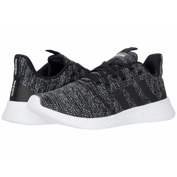 アディダス レディース スニーカー シューズ Puremotion Core Black/Core Black/Footwear White