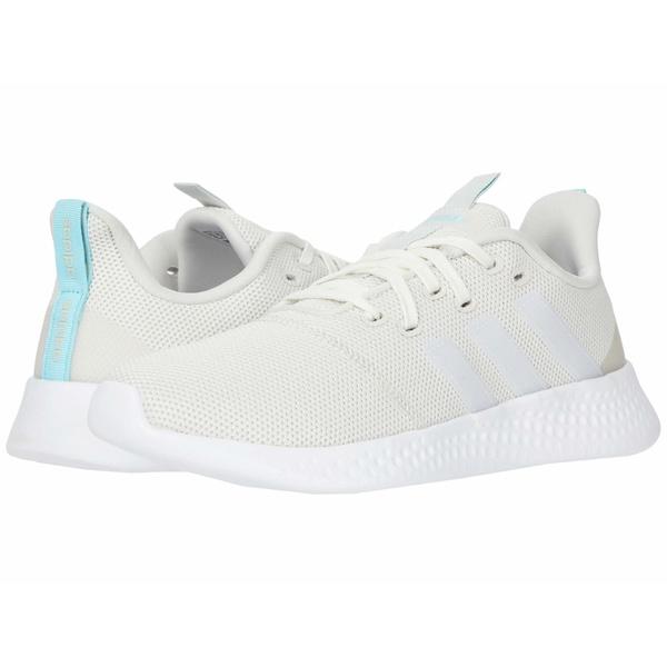 アディダス レディース スニーカー シューズ Puremotion Orbit Grey/Footwear White/Chalk White