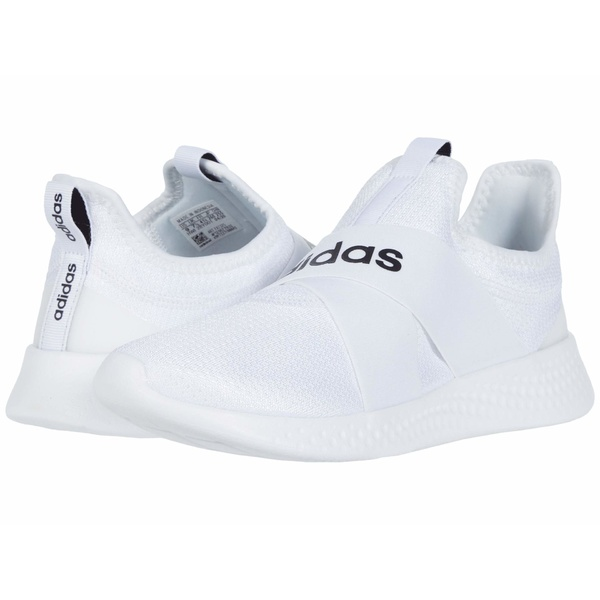 アディダス レディース スニーカー シューズ Puremotion Adapt Footwear White/Core Black/Dove Grey