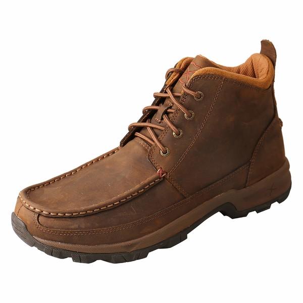 ツイステッド エックス メンズ ブーツ&レインブーツ シューズ MHK0011 Brown