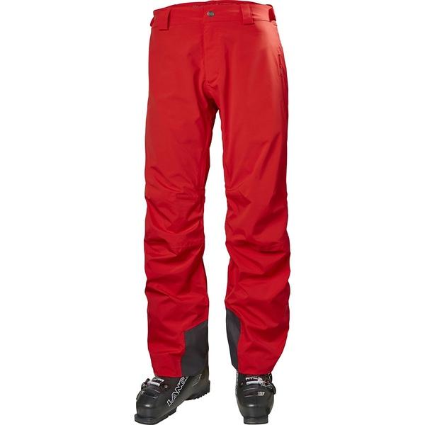 ヘリーハンセン メンズ スキー スポーツ Legendary Pant Flag Red