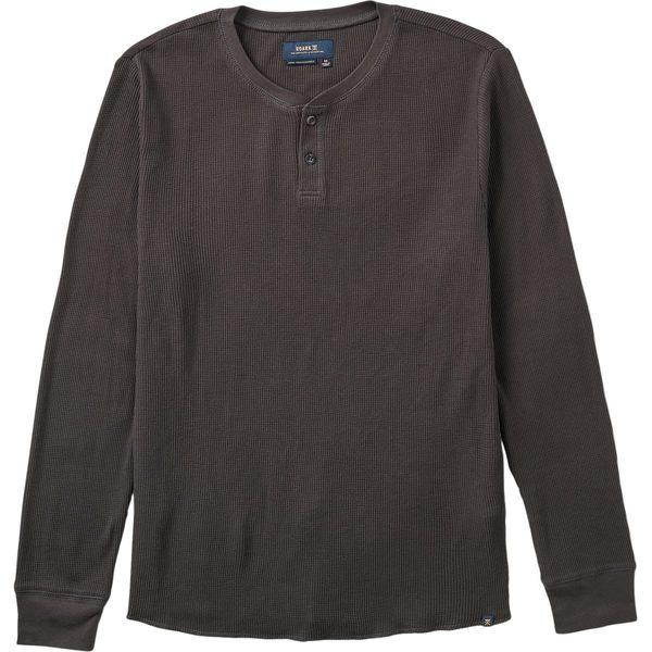 ロアークリバイバル メンズ シャツ トップス Tomac Thermal T-Shirt Black