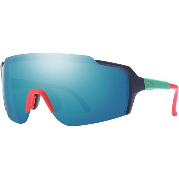 スミス メンズ アクセサリー サングラス・アイウェア Matte Deep Ink/Opal 全商品無料サイズ交換 スミス メンズ サングラス・アイウェア アクセサリー Flywheel ChromaPop Sunglasses Matte Deep Ink/Opal