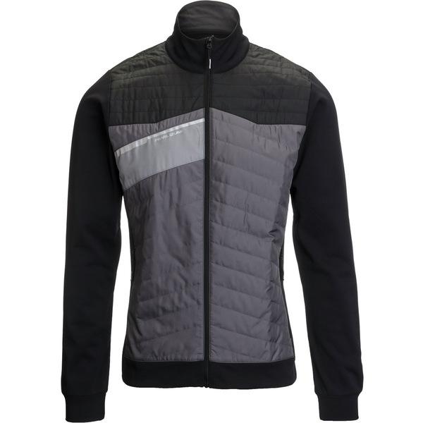 パールイズミ メンズ ジャケット&ブルゾン アウター Flash Insulator Run Jacket Black/Smoked Pearl