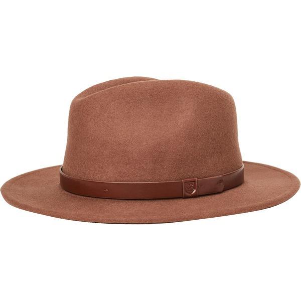 ブリクストン メンズ 帽子 アクセサリー Messer Hat Bison