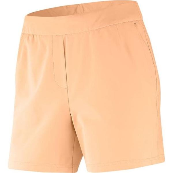 ナイキ レディース カジュアルパンツ ボトムス Flex 5in Golf Shorts Ladies Sunset Haze