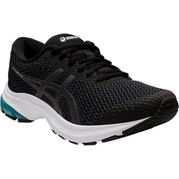 アシックス レディース スニーカー シューズ GEL-Kumo Lyte MX Running Sneaker Black/Carrier Grey