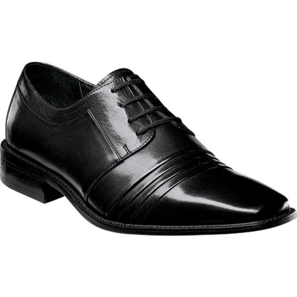 ステイシーアダムス メンズ ドレスシューズ シューズ Raynor 24748 Black Leather