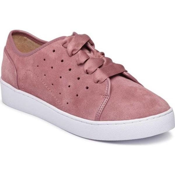 バイオニック レディース スニーカー シューズ Keke Sneaker French Rose Suede