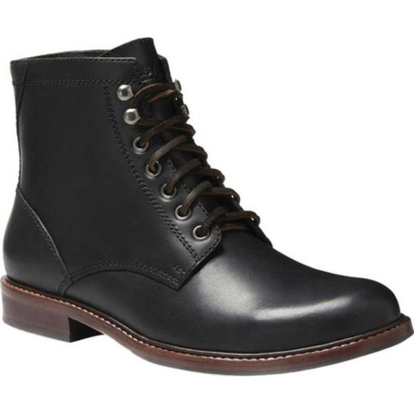 イーストランド メンズ ブーツ&レインブーツ シューズ Elkton 1955 Boot Black Leather