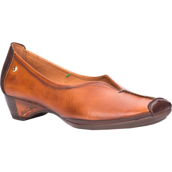 ピコリーノス レディース スニーカー シューズ Gandia Loafer 849-7036C1 Brandy Leather