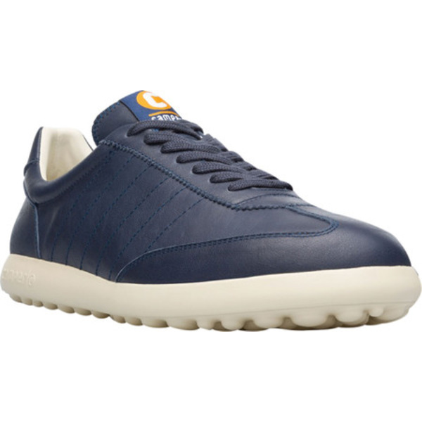 カンペール メンズ スニーカー シューズ Pelotas XLF Sneaker Navy Calfskin/Technical Fabric