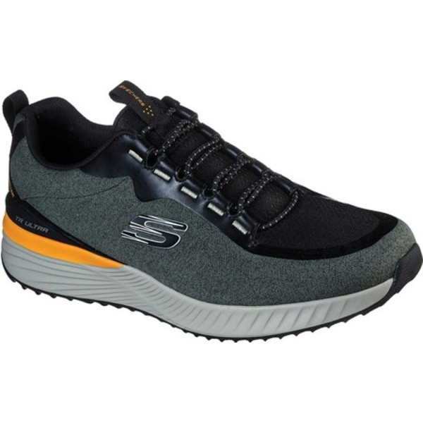 スケッチャーズ メンズ ブーツ&レインブーツ シューズ TR Ultra Lelant Sneaker Olive/Black