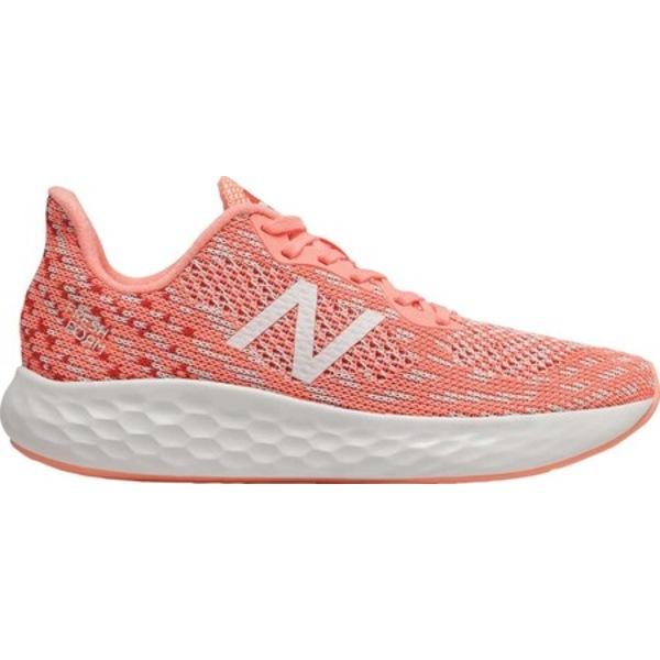ニューバランス レディース スニーカー シューズ Fresh Foam Rise v2 Running Sneaker Ginger Pink/Sea Salt