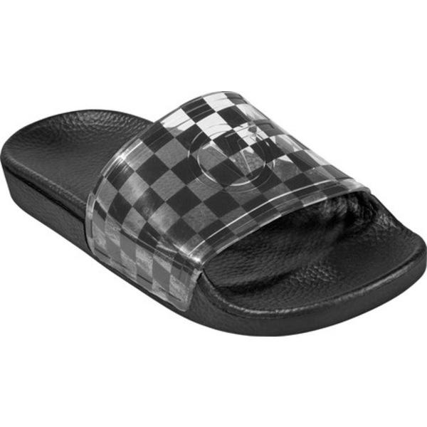 バンズ レディース スニーカー シューズ Slide-On Sandal Black