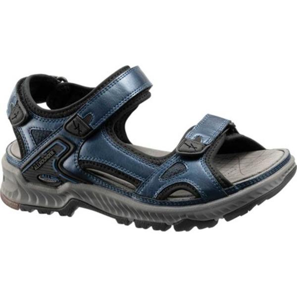 オールラウンダーバイメフィスト レディース サンダル シューズ Westside Sport Sandal Blue/Black Pearl Air Mesh