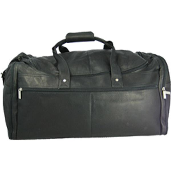 デイビットキング レディース ボストンバッグ バッグ 305 Extra Large Multi Pocket Duffel Black